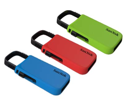 זיכרון נייד cruzer flash drive sandisk