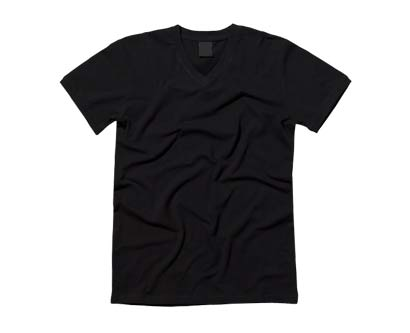 חולצה לייקרה V גברים