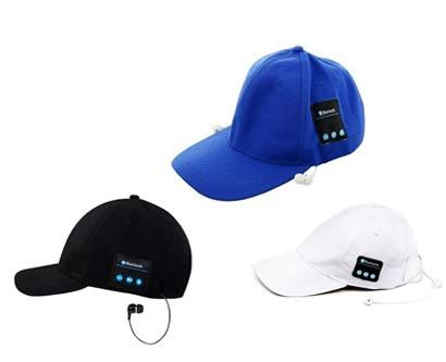 כובע מצחיה משולב אוזניות