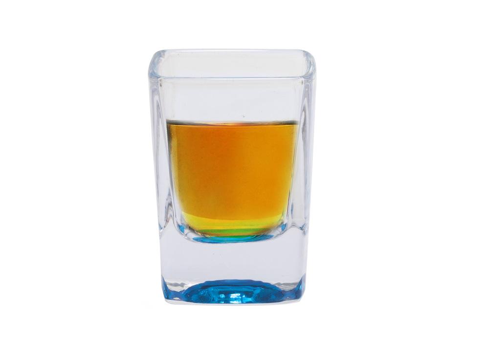 כוס שוט זכוכית