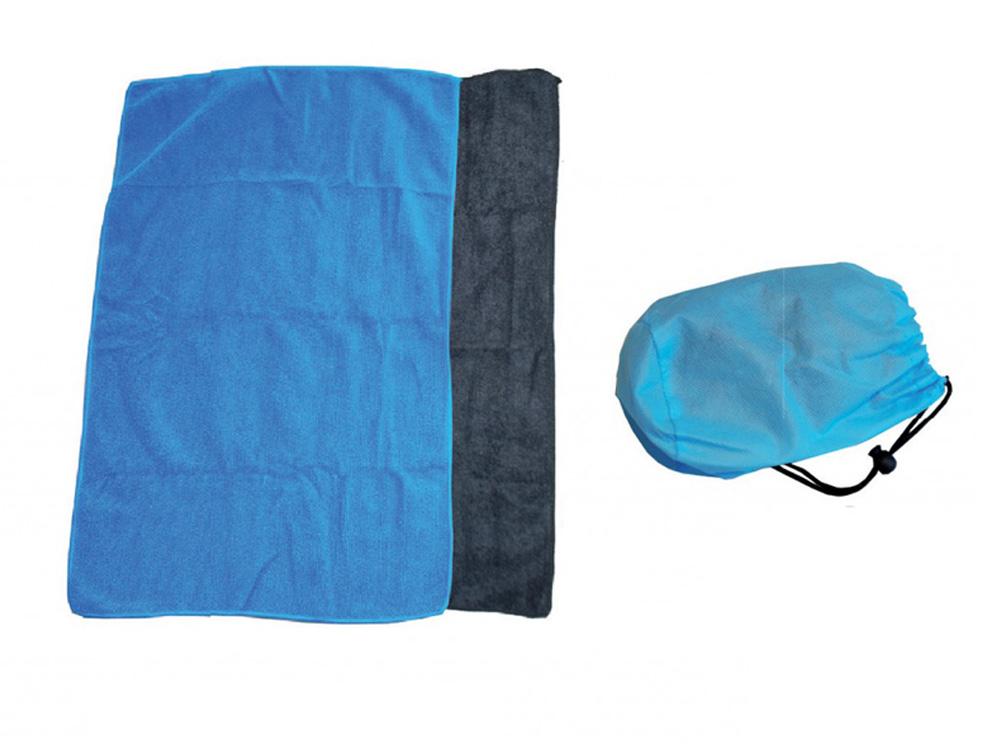 מגבת ספורט בנרתיק