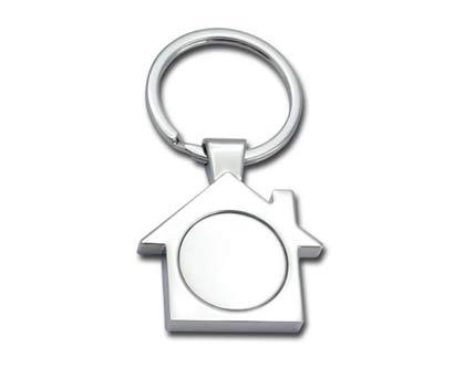 מחזיק מפתחות בית פותח עגלות