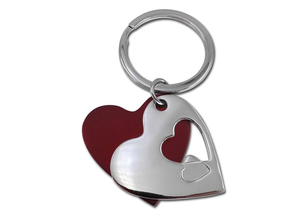 מחזיק מפתחות מתכת לאב