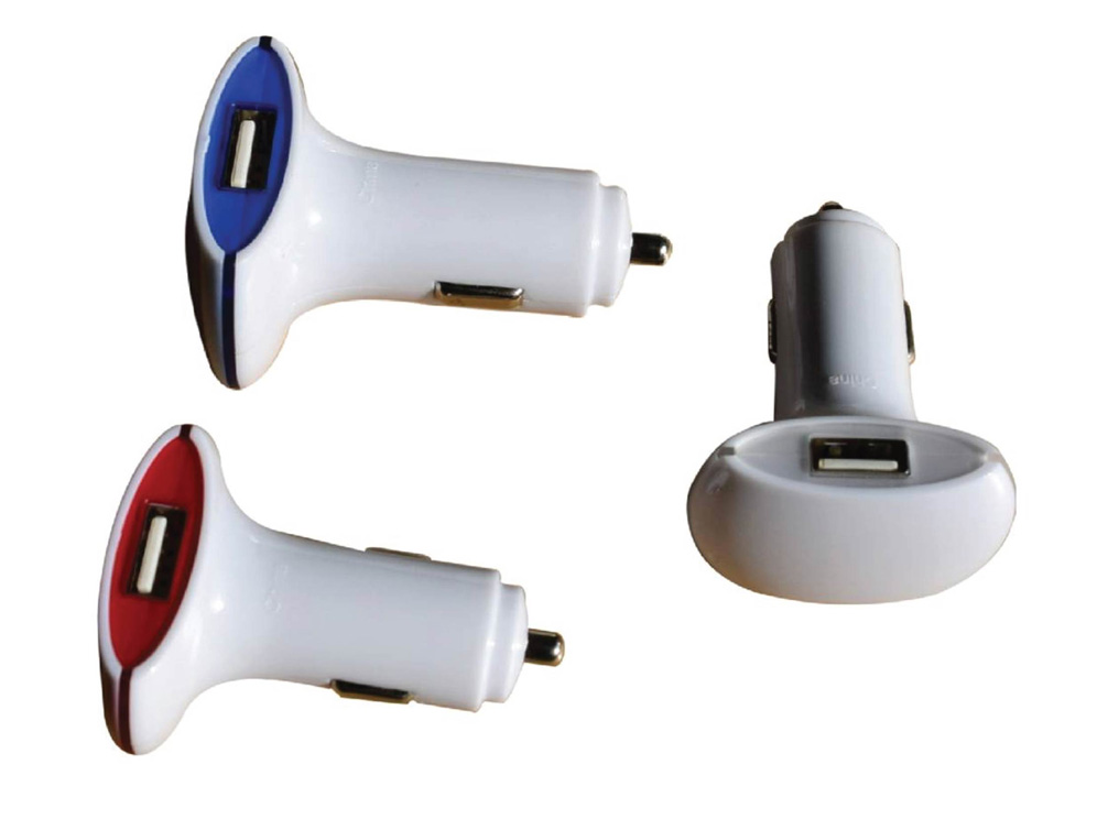 מעביר מתח USB לרכב