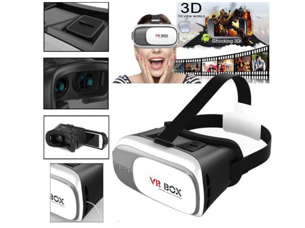 משקפי מציאות מדומה 2.0