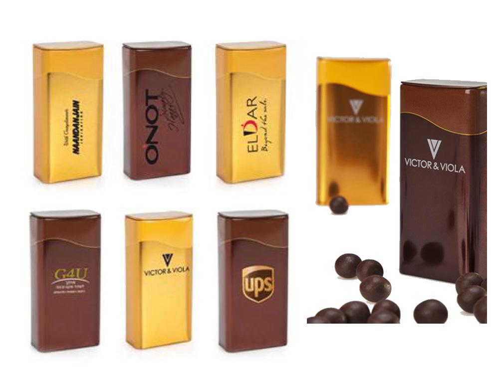 פולי קפה בציפוי שוקולד