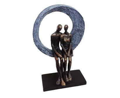 פסל מעוצב לבד בעולם
