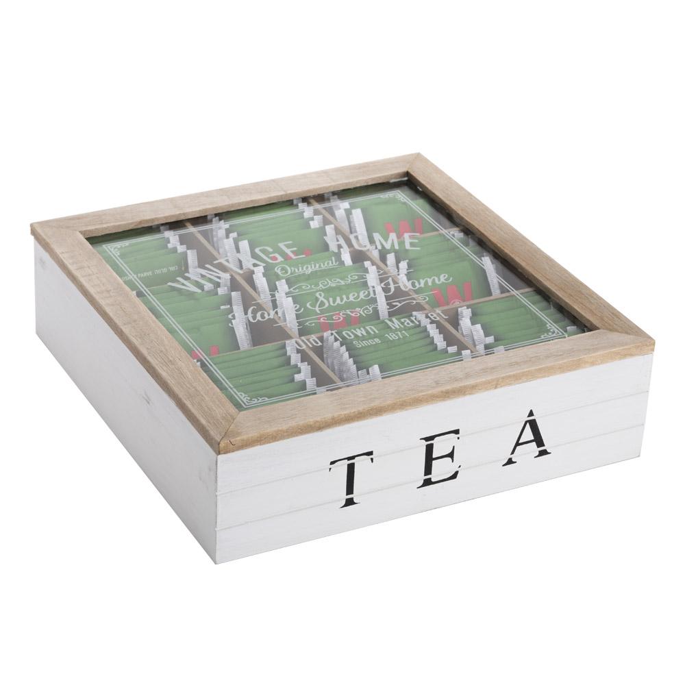 קופסת תה נט