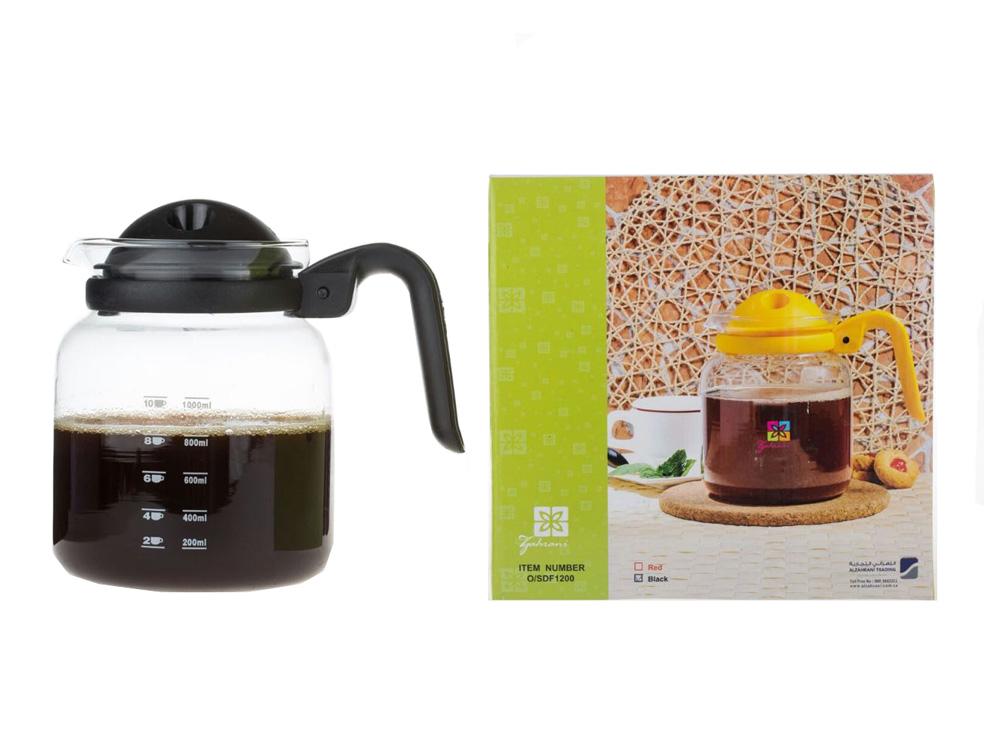 קנקן חליטת תה וקפה בייסיק