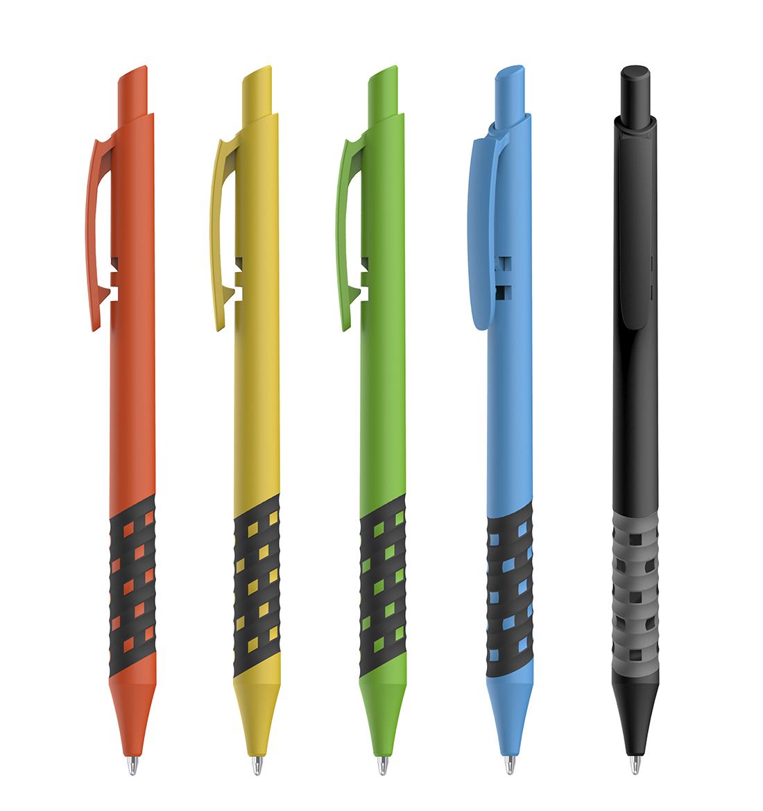 עט פלסטיק דמקה