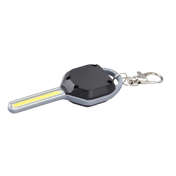 מחזיק מפתחות עם תאורת לד
