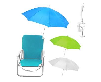 שימשיה אישית לכיסא חוף