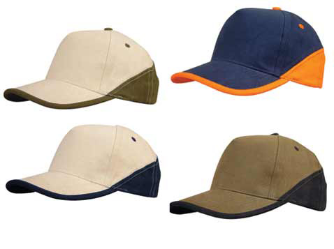 כובע כותנה פטרול-ספורט