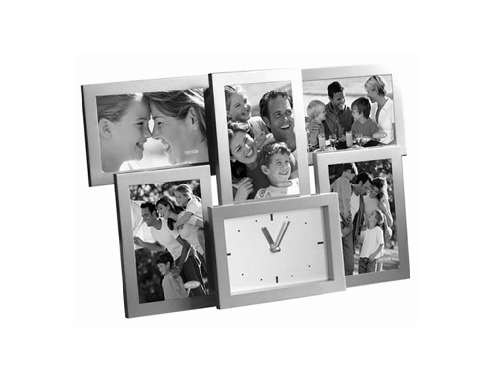מסגרות לתמונות בשילוב שעון