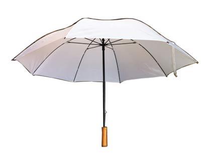 מטריה ג׳מבו 27'' ידית עץ איכותית