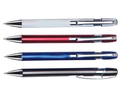עט מתכת כדורי מורגן