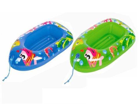 סירה לילדים דגים