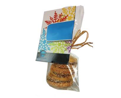 3 עוגיות אלפחורס במארז