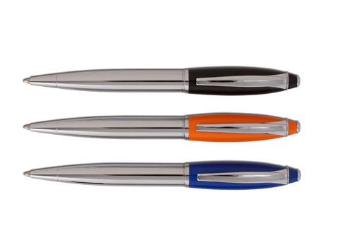 עט כדורי מתכת סמוראי