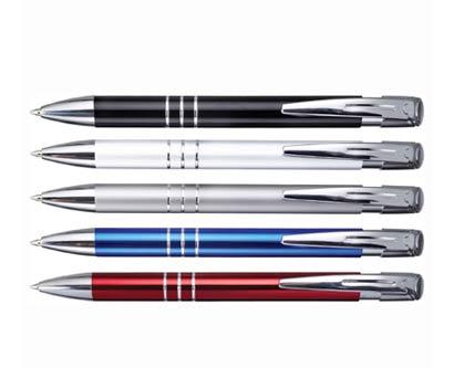 עט מתכת כדורי פולריס