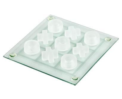 איקס עיגול זכוכית