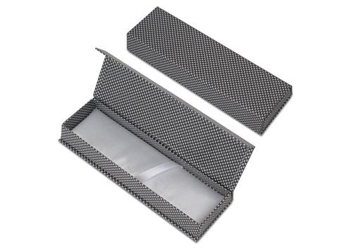 קופסא לעטים קרבון טרפז