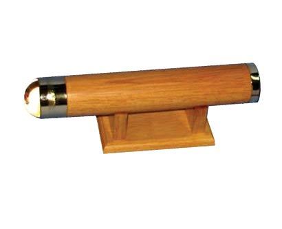 קליידוסקופ בציפוי עץ