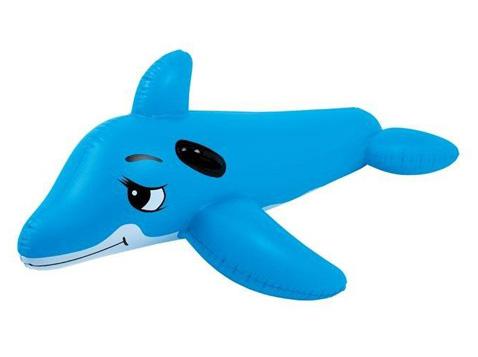 דולפין כחול מתנפח