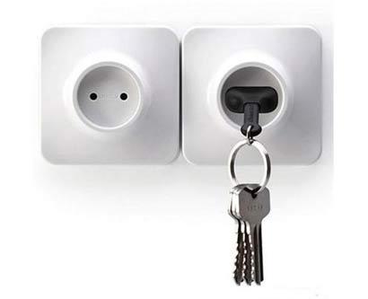 תקע מתלה למפתחות