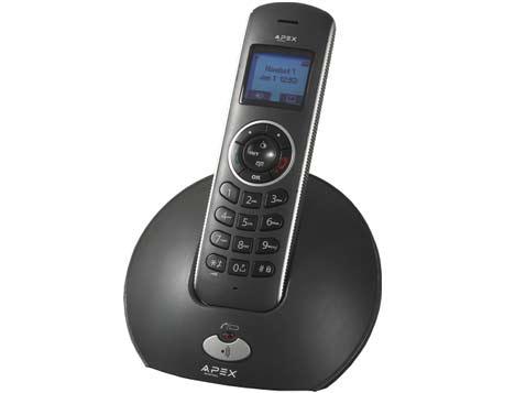 טלפון אלחוטי דיגיטלי