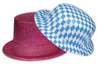 כובע למסיבה בשלל עיצובים