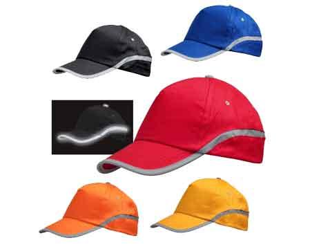 כובע מצחיה מחזיר אור