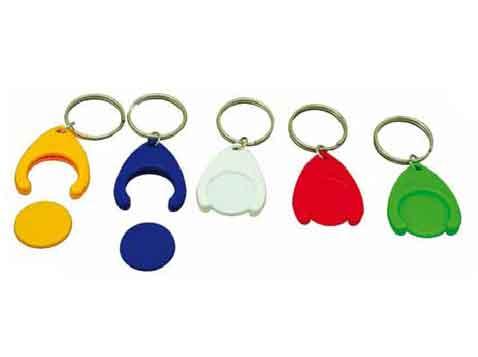 מחזיק מפתחות פותח עגלות פלסטיק
