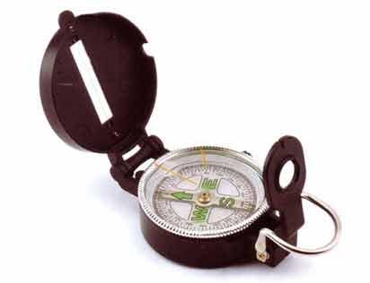 מצפן ניווט ממתכת GPS