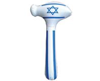 פטיש מתנפח קטן דגל ישראל