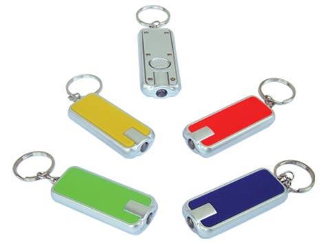 פנס לד במחזיק מפתחות