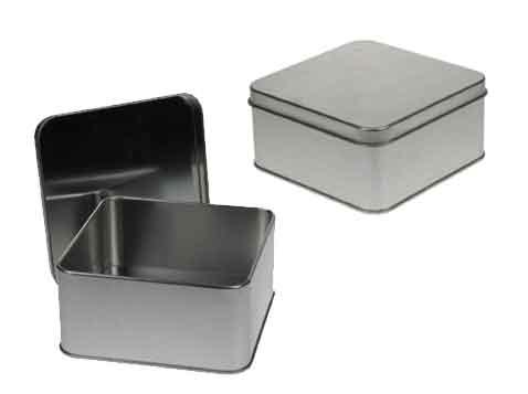 קופסת אריזה מתכתית