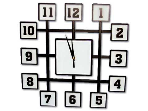 שעון קיר  אי טי