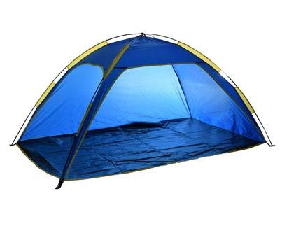 אוהל פתוח לים