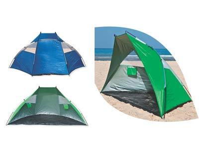 אוהל פתוח ל-4 אנשים