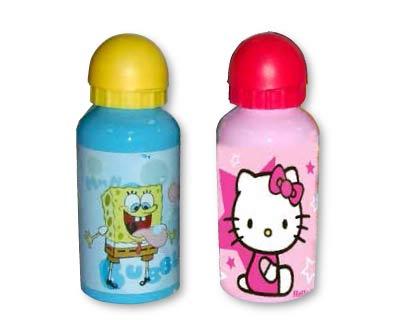 בקבוקי מים ילדים אלומניום