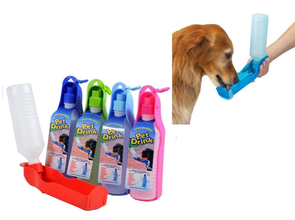 בקבוק שתיה לכלב