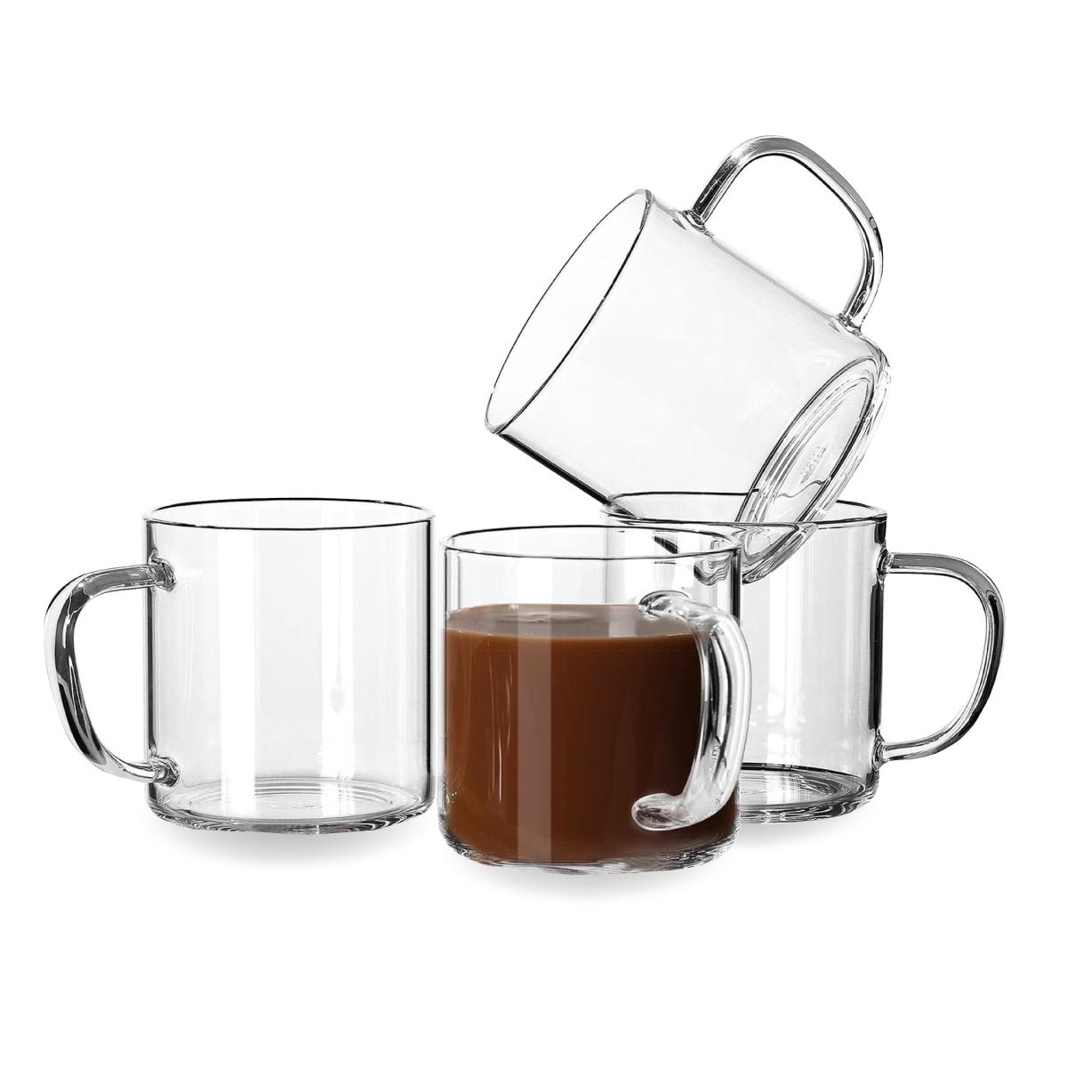 """כוס זכוכית 350 מ""""ל"""