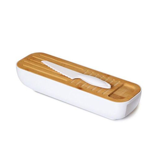 קופסה ללחם/עוגה+קרש חיתוך