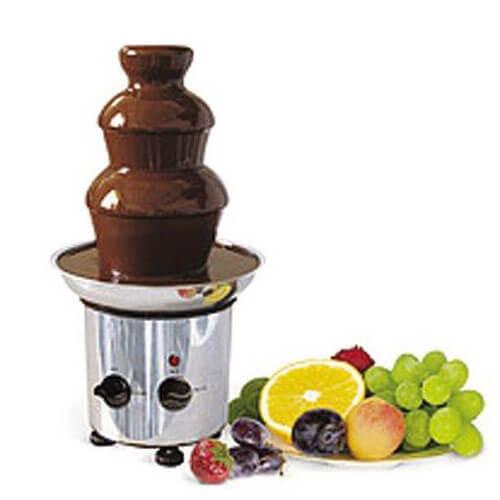 מכונת מפל שוקולד