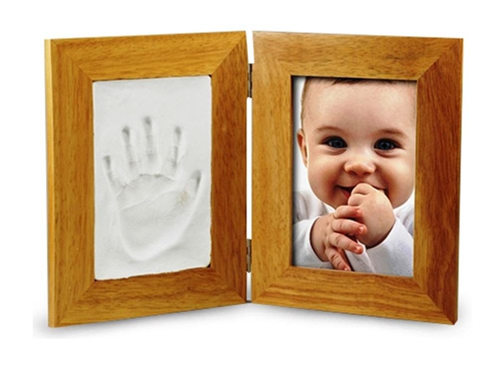 מסגרת לתמונה טביעת כף יד / רגל