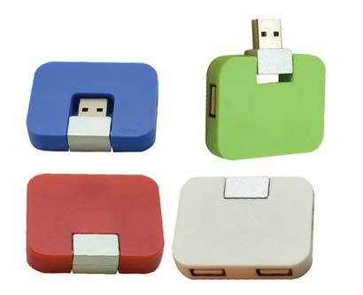 מפצל USB מתקפל