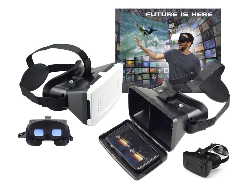 משקפי מציאות מדומה VR