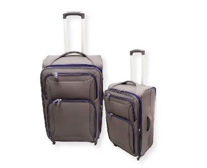 סט מזוודות 4 גלגלים