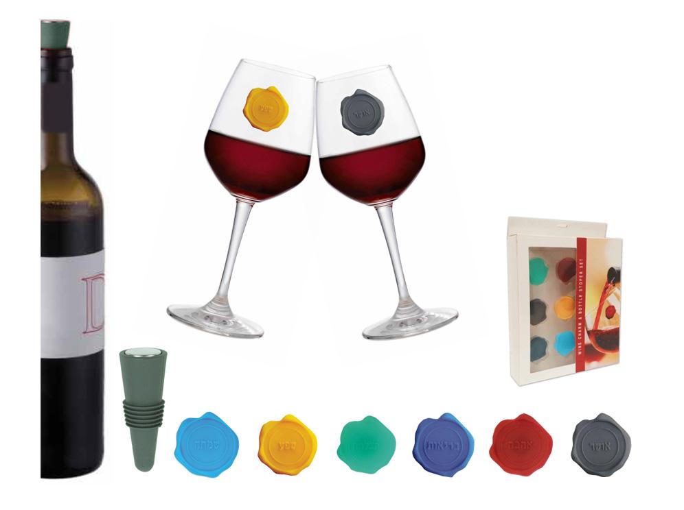 סט פקק וסימניות ליין